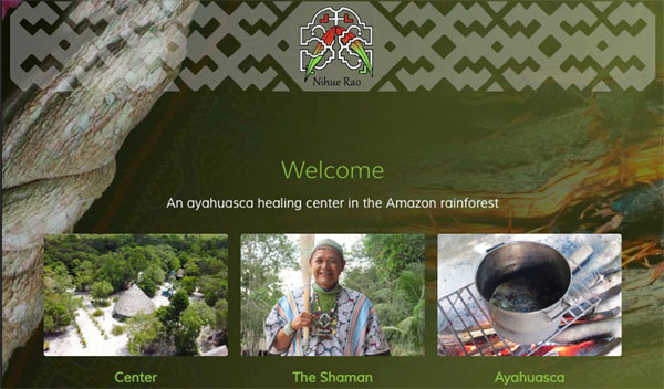 Amazon Ayahuasca Mastermind for pioneering business leaders